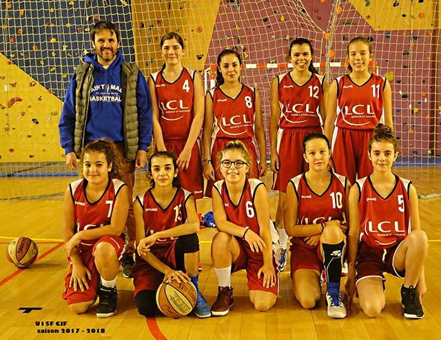 U15F site cjf basket